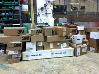3M Shipment has Arrived!