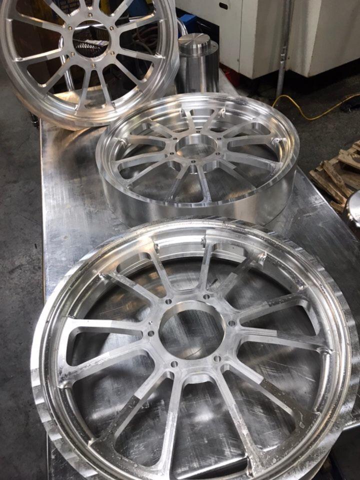 Aurora Wheel Assembly Update